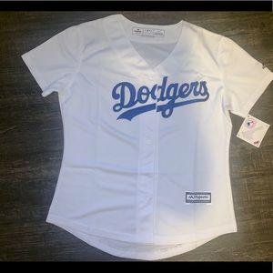Dodgers women jersey